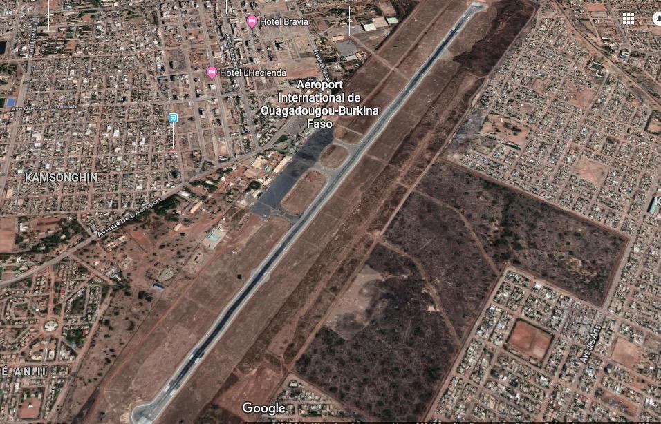 Ouaga airport