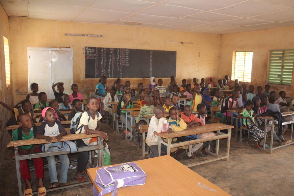 Salle de classe CE2