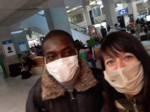 Le Dr Anselme Yé est bien arrivé en France.